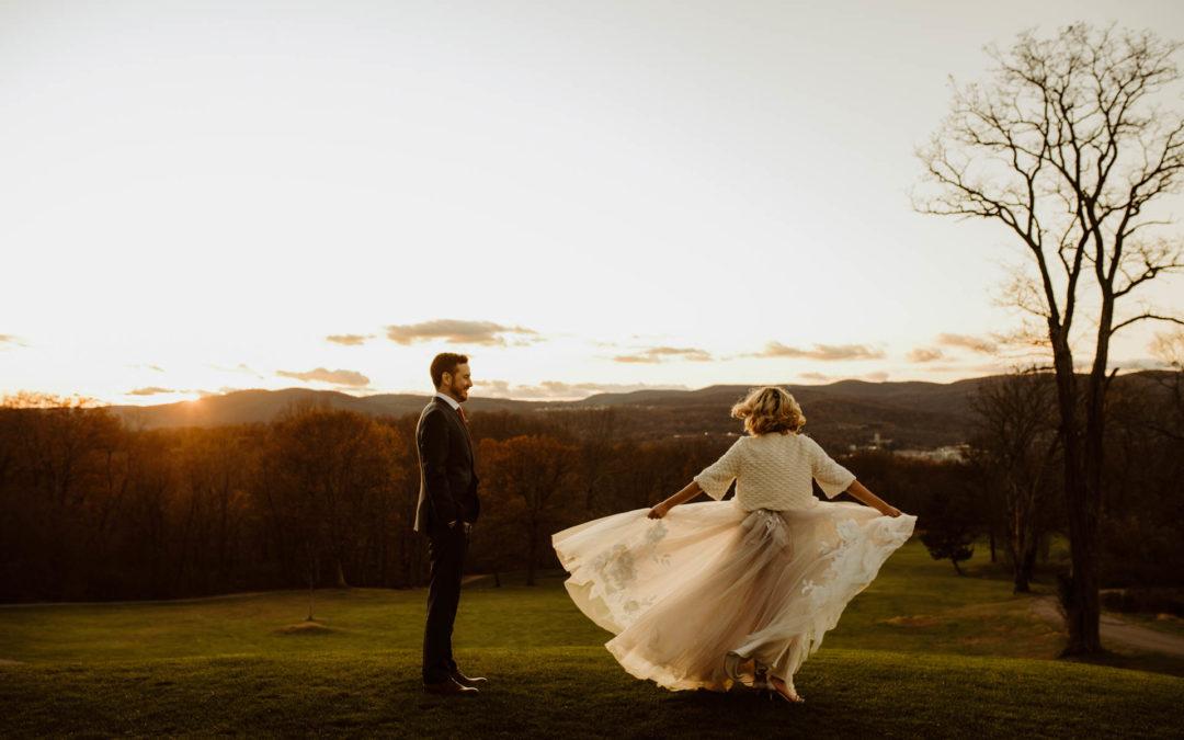 Megan + Ryan are Married!